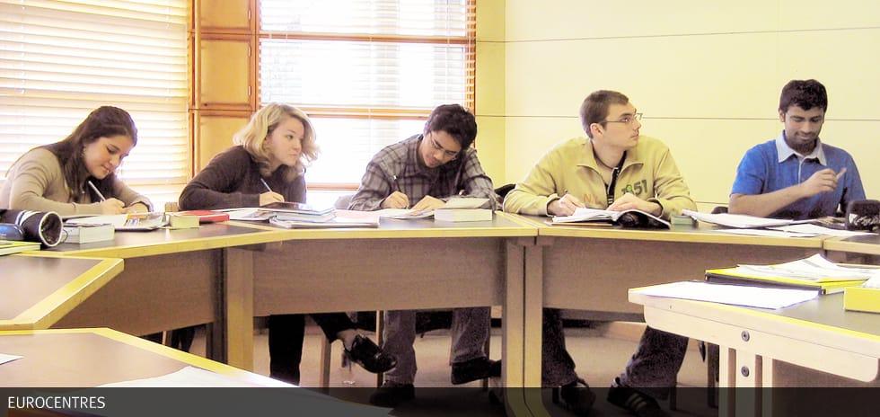 유로센터어학원 수업방식